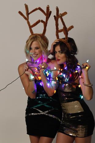 Stars at Christmas