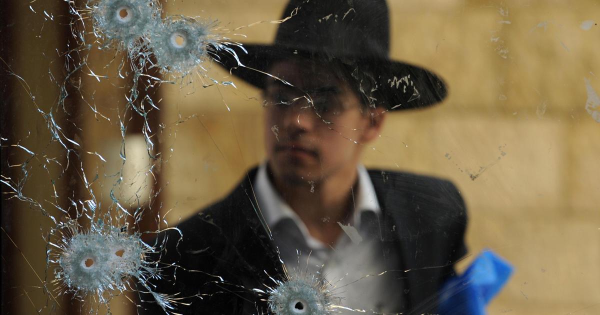 Israel Rejects Nra S Guns In Schools Claim Cbs News