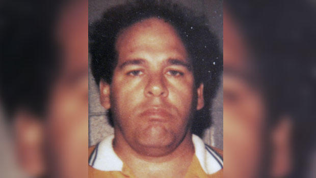 A 1983 file photo released by the Chicago Crime Commission, shows reputed mobster Frank Calabrese Sr.
