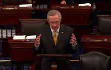 """Reid: """"Not overly optimistic"""" on """"cliff"""" talks"""