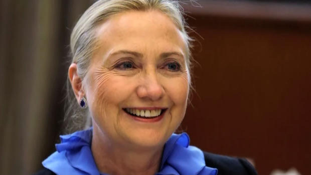 Hillary Clinton being treated for blood clot