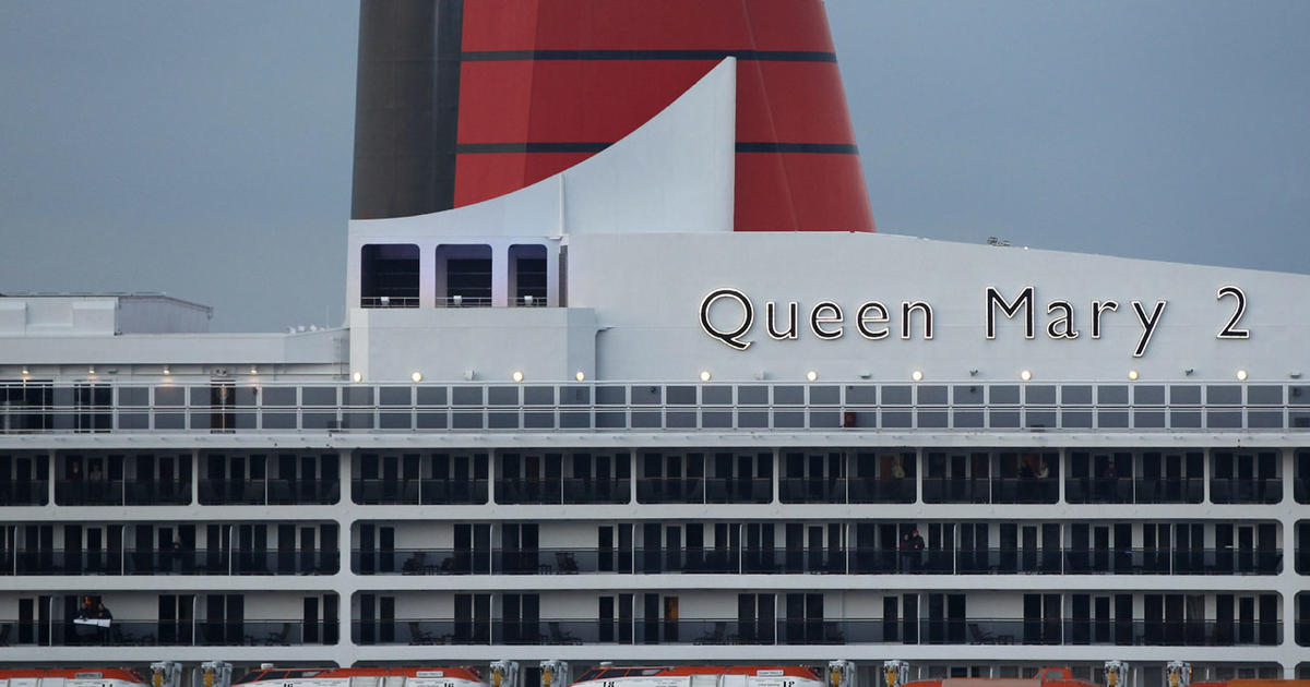 Illness Wanes On Queen Mary 2 Cruise Ship With 200