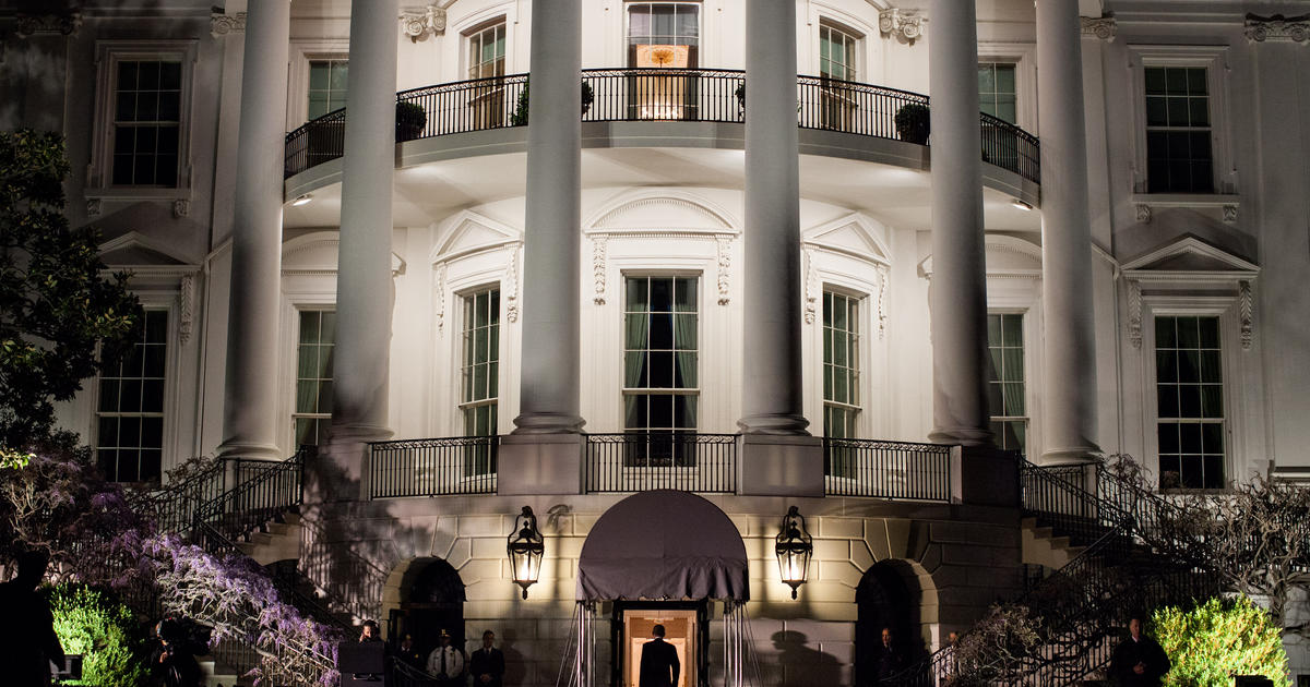 Senior officials met at White House after reports of missile strike in Saudi Arabia
