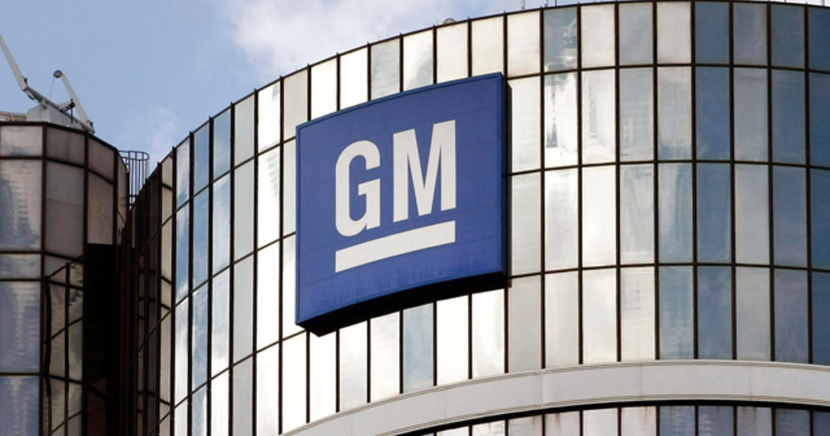 Government in march sold 621m worth of gm stock cbs news for General motors pension plan