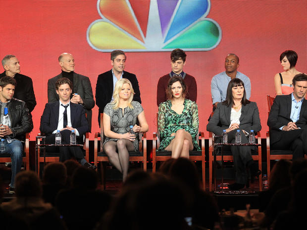 TV networks promote midseason shows