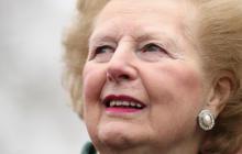 Margaret Thatcher 1925-2013