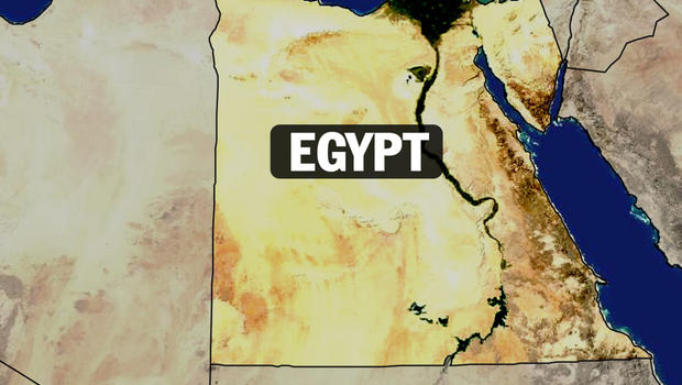 Egypt US Citizen Found Dead In Prison CBS News - 3d map of prisons in us