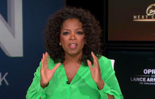 Oprah reveals how she convinced Lance Armstrong to talk