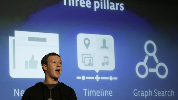 "Facebook announces ""graph search"" feature"
