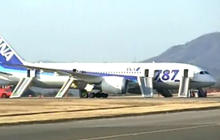 Boeing's 787 Dreamliner is grounded