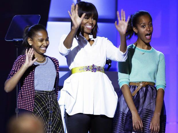Kids' Inaugural Concert 2013