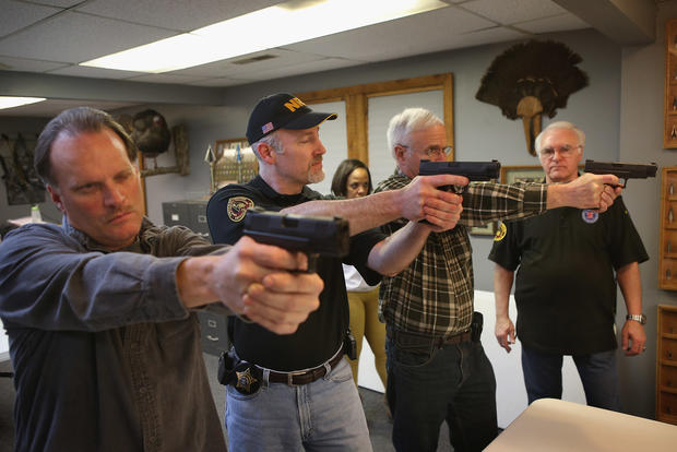 Gun Appreciation Day draws enthusiasts