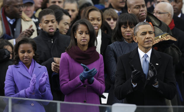 Presidential inauguration 2013