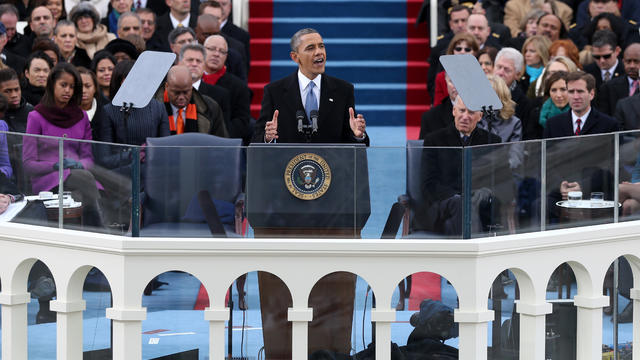01/21: Obama's second inauguration; 3 Americans dead in Algeria attack