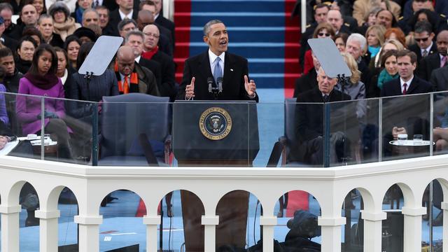 01/21: Obama's second inauguration; 3 Americans dead in Algeria attack