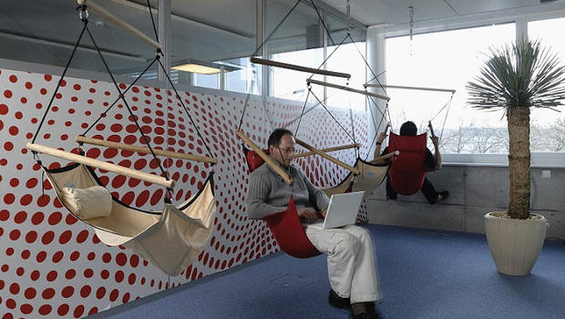 Inside Google workspaces