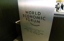 Mood at 2013 Davos