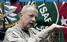 Gen. Allen cleared of misconduct allegations