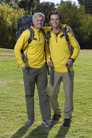 """The Amazing Race"" 22"