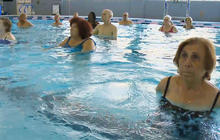 Study finds certain exercises can help osteoarthritis patients