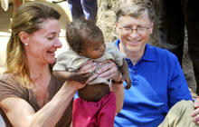 Bill Gates close to completely eradicating polio