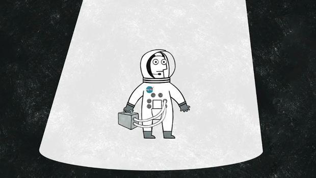 Watch: The life of an astronaut - CBS News