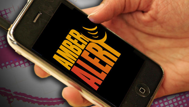 iphone amber alert cell users complain many alerts cbs news 11585