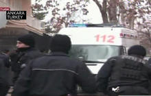 Deadly explosion at U.S. Embassy in Turkey
