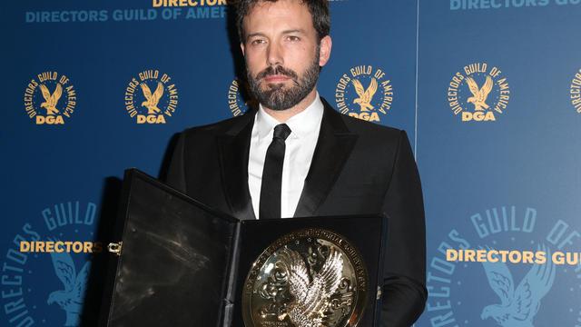 Ben Affleck, Directors Guild Of America
