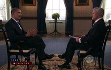 Obama talks football, politics on Super Bowl Sunday