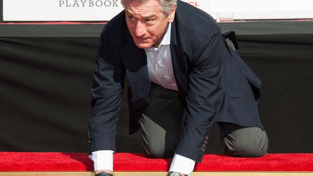 Robert De Niro cements his legacy