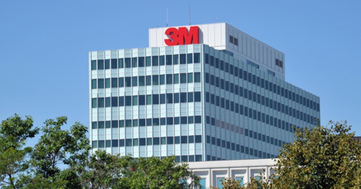 3M raises dividend - CBS News