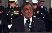 "Panetta: Time as defense secretary ""a hell of a ride"""
