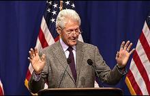 Bill Clinton interprets 2012 election results