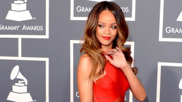 Grammy Awards 2013: Red carpet