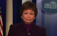 "Valerie Jarrett on SOTU: ""An optimistic vision"""