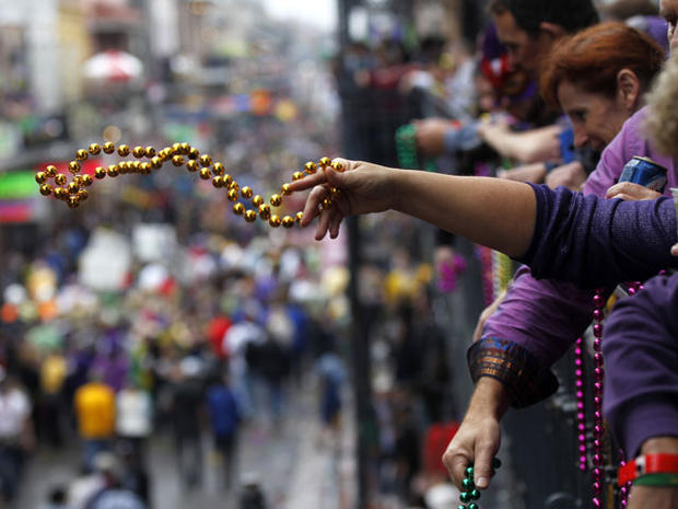 Fun and festive on Fat Tuesday