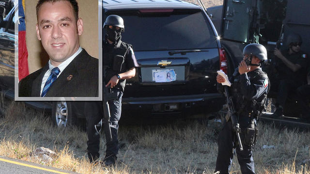 U.S. Immigration and Customs Enforcement Special Agent Jaime Zapata was killed when his vehicle was attacked by suspected drug cartel members near the town of Santa Maria Del Rio in Mexico, Feb. 15, 2011.