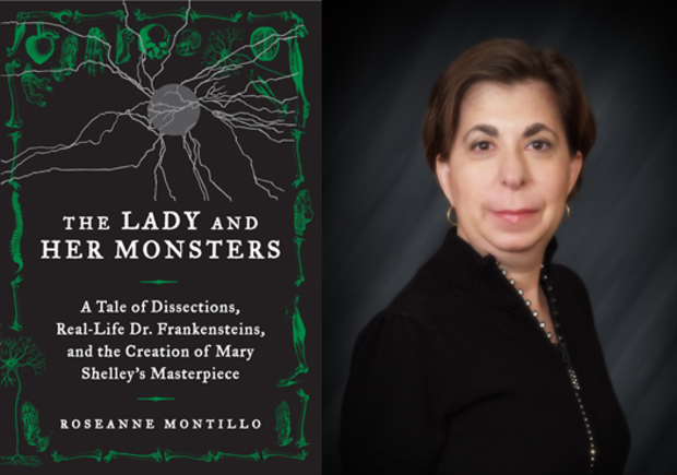 The Lady and Her Monsters, Roseanne Montillo