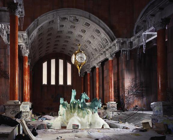 Incredibly realistic dioramas
