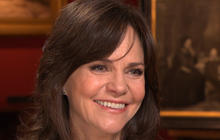 "Sally Field on role as first lady in ""Lincoln"""