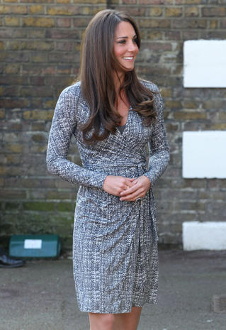 Duchess Kate at London's Hope House