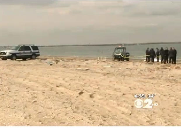 Body of missing NY woman washes up on beach