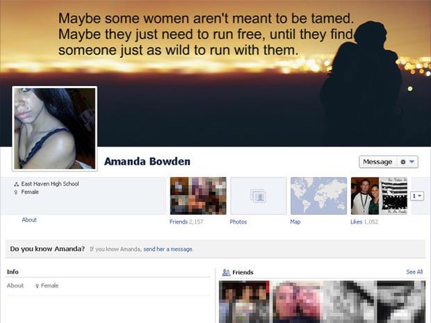 Conn. teen threatens mass shooting at college
