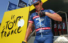 Lance Armstrong, riding for the U.S. Postal Service team, is seen before the start of Stage 12 of the Tour de France July 16, 2004, in La Castelsarrasin, France.