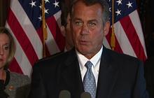 "Boehner echoes Obama on sequester talks: ""Hope springs eternal"""