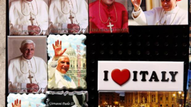 Papal paraphernalia