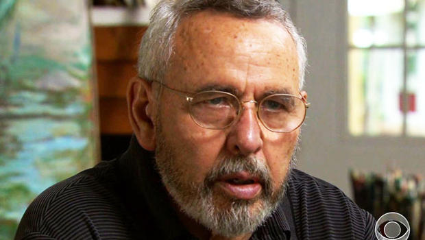 """Tony Mendez says he was trembling when """"Argo"""" won the Oscar for Best Picture."""