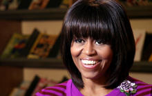 Michelle Obama on child health program: We're not at the finish line yet