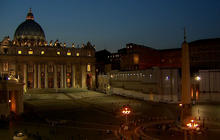 """A last ride over the """"Eternal City"""""""